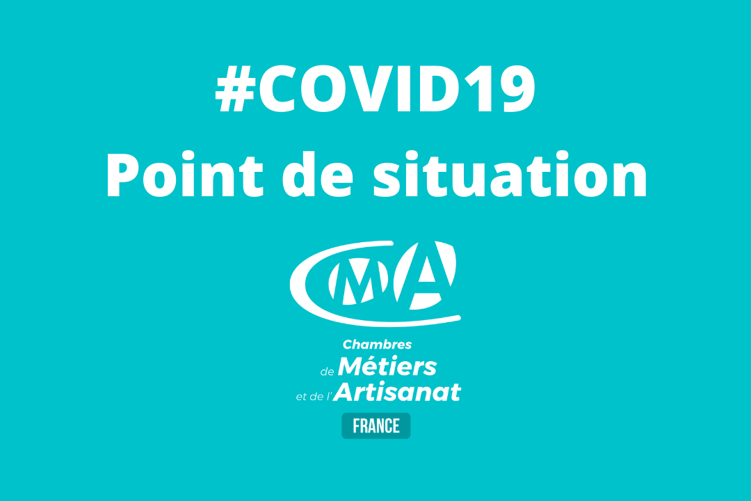 # COVID_19 – Point de situation