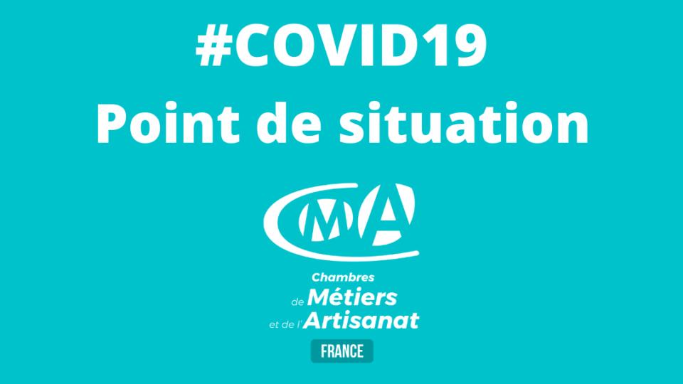 # COVID_19 – Point de situation