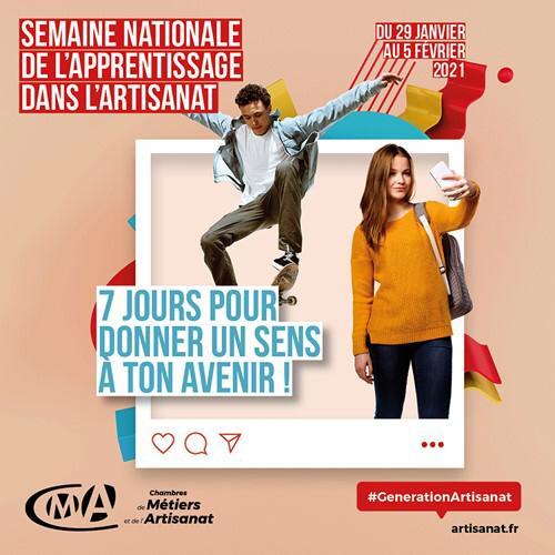 Semaine Nationale de l'Apprentissage, demandez le programme !