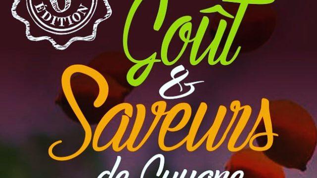 LES JOURNEES GOÛT ET SAVEURS de GUYANE