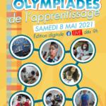 Connectez-vous et soutenez nos jeunes !Les Olympiades de l'apprentissages en Live !